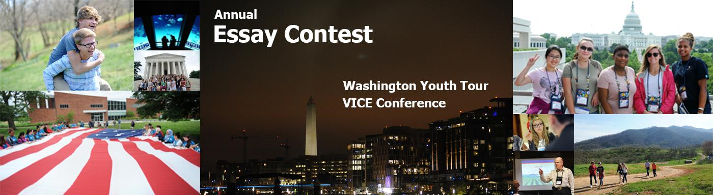 Essay Contest Youth Tour and VICE